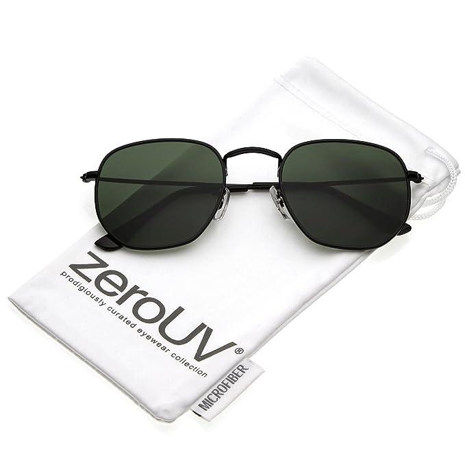 Amazon.com: zeroUV – Moderno Geométrico metal el Slim armas ...