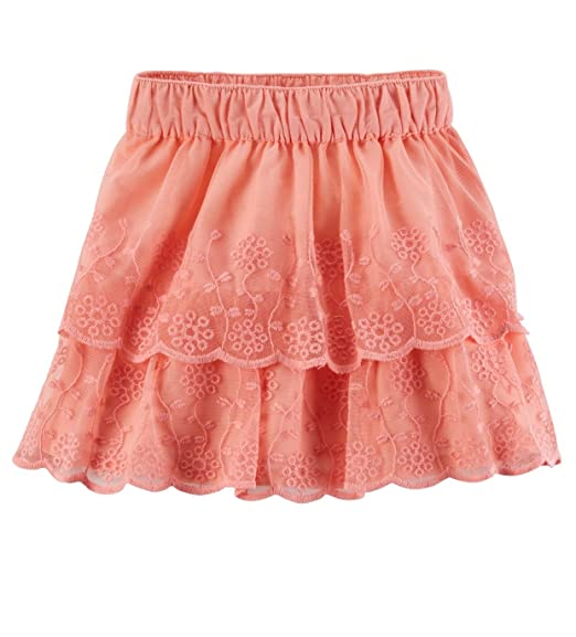 9f7ce3f0b Amazon.com  Carter s Lace Tiered Skirt 3T  Clothing