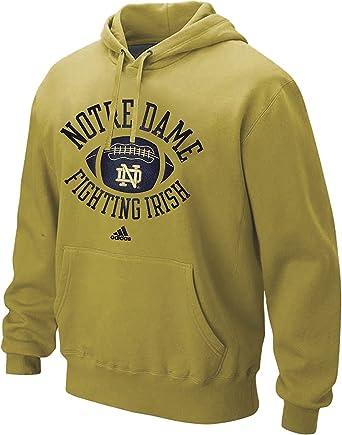 87cb1b15d59 Amazon.com  Adidas Notre Dame Fighting Irish Football Pullover Men s ...