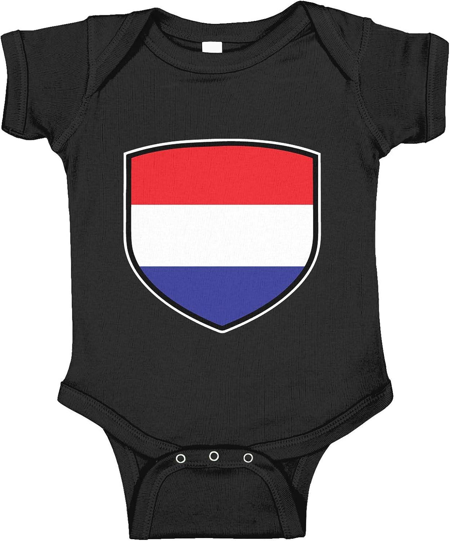 TooLoud Paraguay Flag Dark Infant T-Shirt Dark