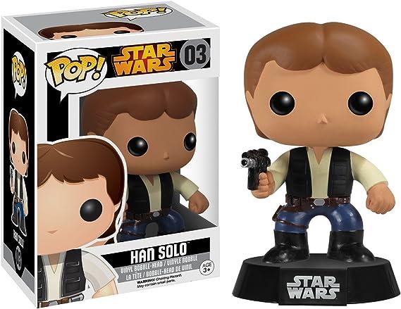 Funko 6039 Pop Star Wars: Han Solo