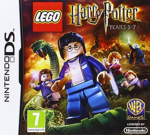 Lego Harry Potter: 5-7 Years [Importación Inglesa]: Amazon.es ...