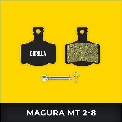 BBB Bremsbeläge MT4 MT8 für Magura® MT2 MT6 gesintert