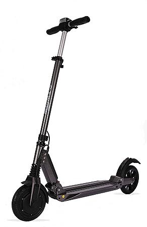 E-Twow patinete eléctrico Eco gris metal: Amazon.es ...
