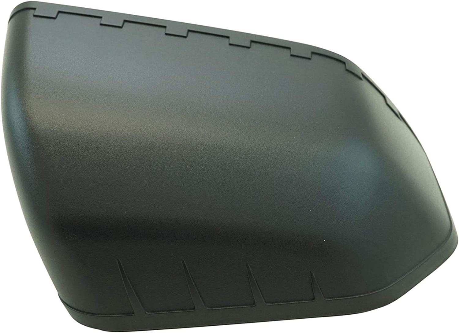 Mirror Power Textured Black Passenger Side Right RH Includes Driver Side Matching Performance Style Cap for 2015-2018 Ford F150 New