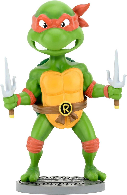 Amazon.com: NECA Teenage Mutant Ninja Turtles (Classic) Head ...