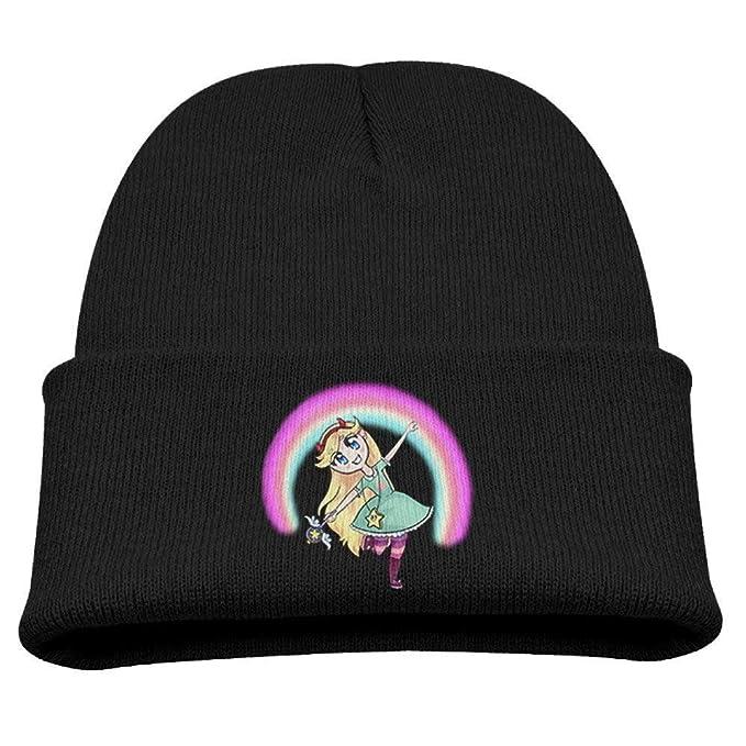 bc172fbc711 monogram doormat Star VS The Forces of Evil Cartoon Warm Winter Hat ...