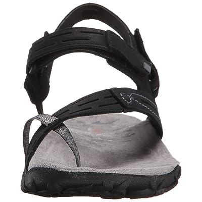 Merrell Women/'s Terran Slide II Sandal Slate 8 M US
