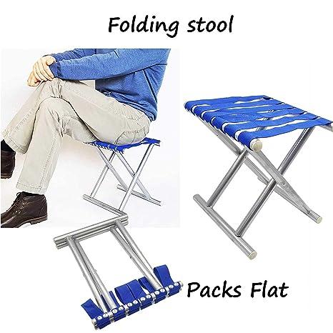 Groovy Samarthguru Portable Folding Stool Super Strong Heavy Duty Spiritservingveterans Wood Chair Design Ideas Spiritservingveteransorg
