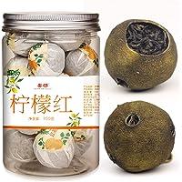 安够 滇红龙珠沱系列 柠檬红茶 150克