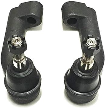 Inner Steering Tie Rod End fits 2009 Lincoln Navigator for Left /& Right Side Set of 2