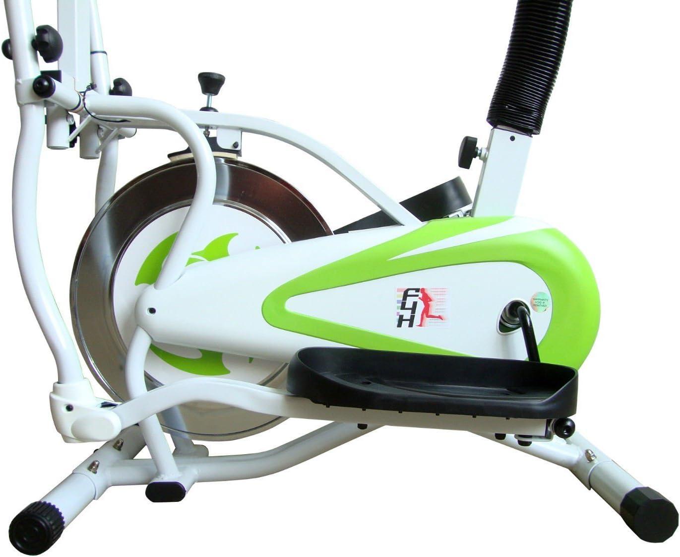 FIT4HOME 0 - Elíptica de fitness: Amazon.es: Deportes y aire libre
