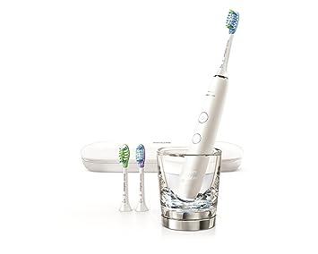 Philips Cepillo dental eléctrico sónico con app HX9903/03 - Cepillo de dientes eléctrico (