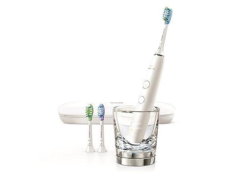 Cepillo de dientes eléctrico con tecnología de sonido de Philips Sonicare Diamond Clean Smart HX9903/