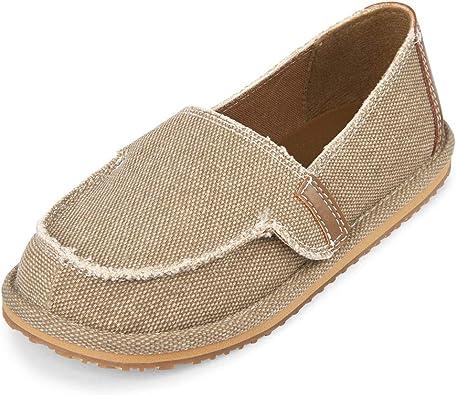 Kids' Canvas Deck Boat Shoe Loafer