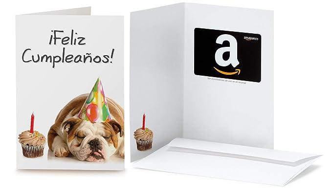 Tarjeta Regalo Amazon.es - Tarjeta de felicitación ...
