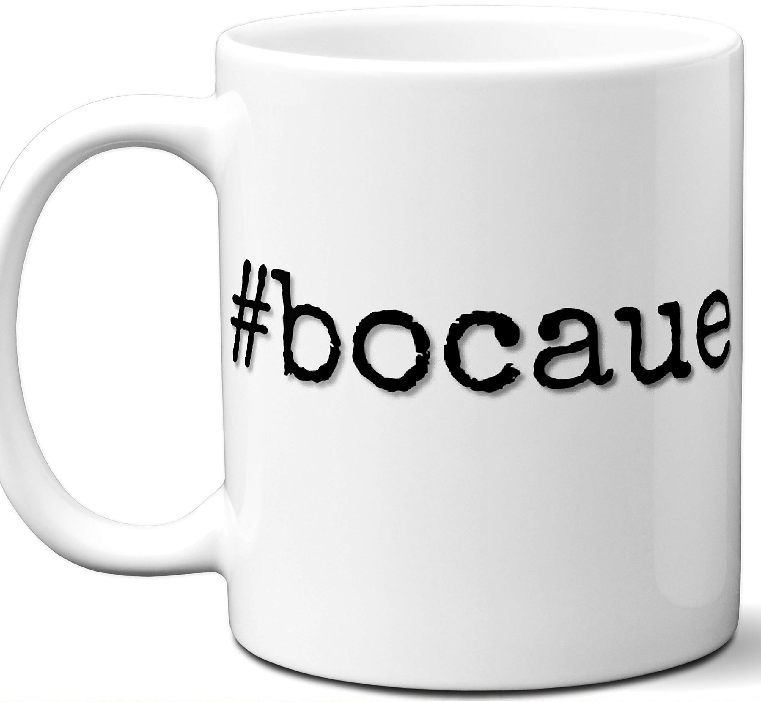 #bocaue Gift Hashtag Mug. Cool, Hip, Unique Bocaue, Philippines City Hash Tag Themed Tea Cup Men Women Fan Lover Birthday Mothers Day Fathers Day Christmas