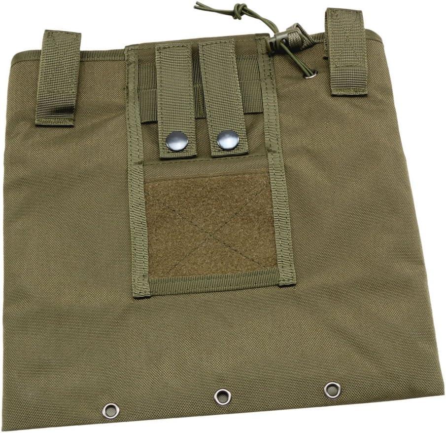 Homyl 1000D Nylon Durable Roll Up Molle Magazine Dump Bag Drop Pouch