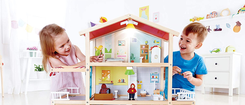Hape Casa delle Bambole E3405