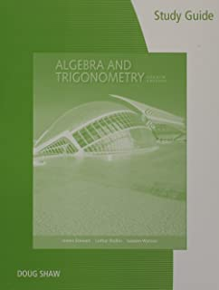 Student solutions manual for stewartredlinwatsons algebra and study guide for stewartredlinwatsons algebra and trigonometry 4th fandeluxe Choice Image