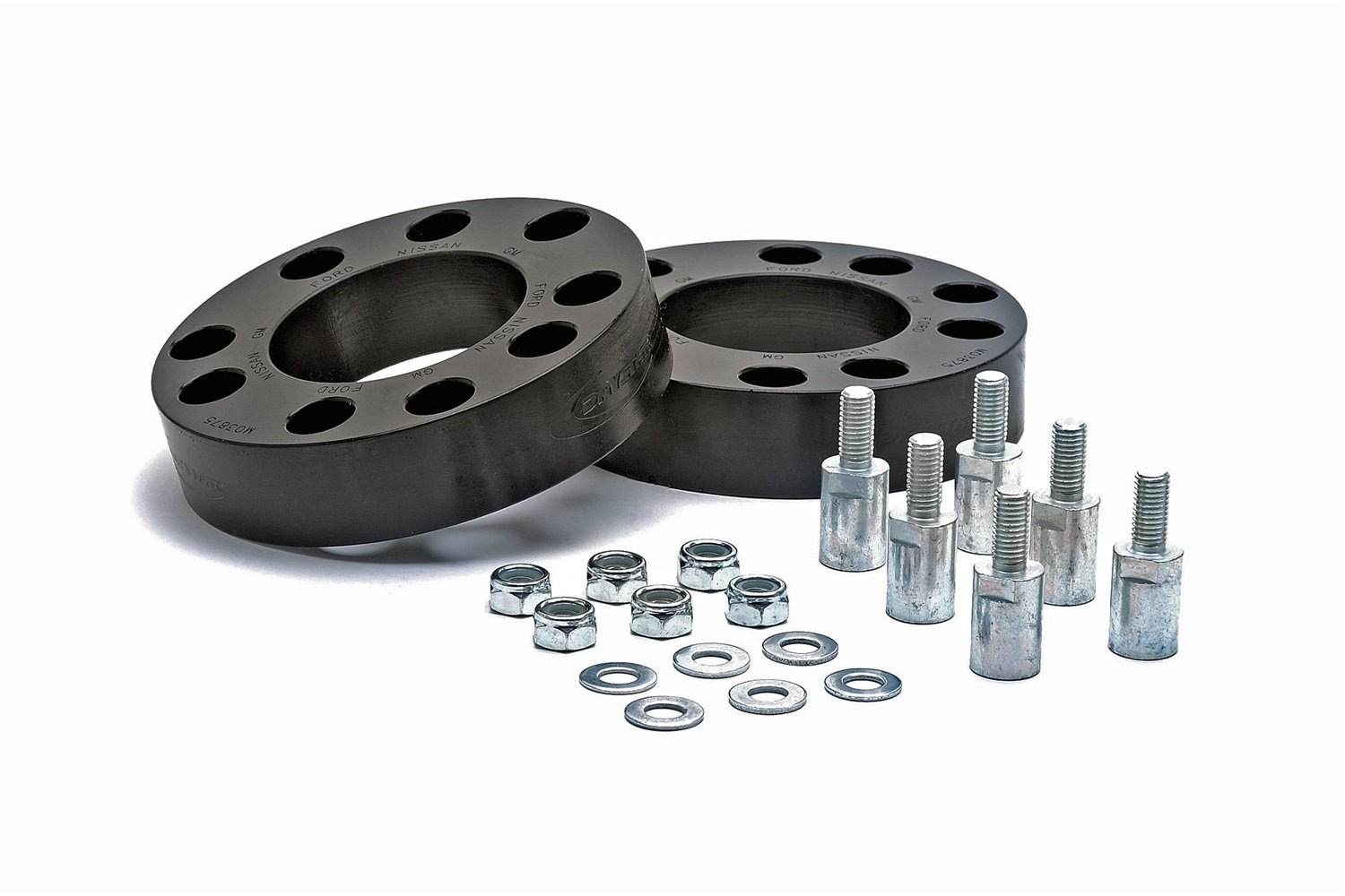 Daystar, Chevy/GMC Tahoe 2'' Leveling Kit, fits Tahoe, Yukon and Suburban 2014 to 2017 2/4WD, all transmissions, all cabs KG09134BK, Made in America by Daystar (Image #1)