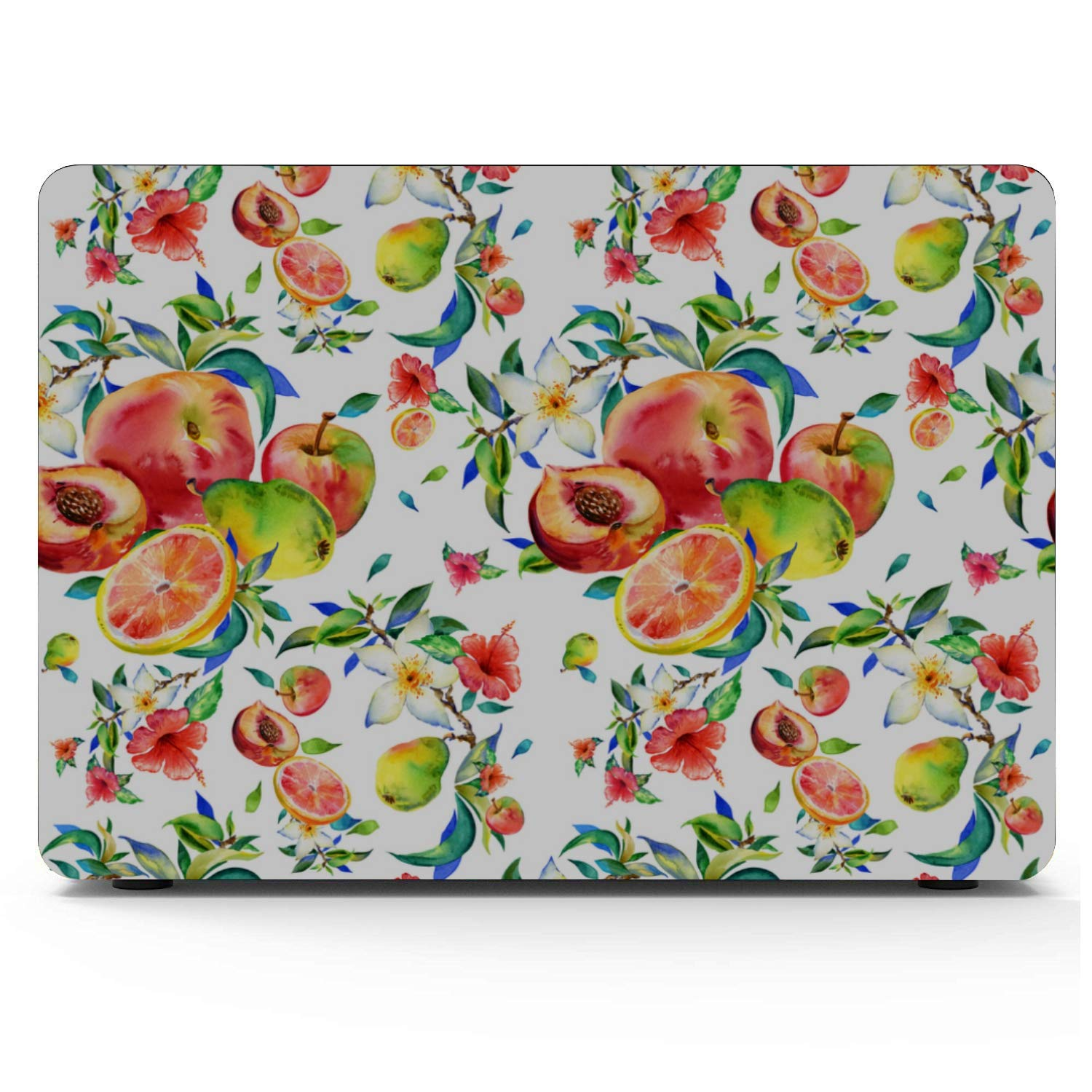13inch MacBook Pro Case Summer Fruit Grapefruit Green Leaf Plastic Hard Shell Compatible Mac Air 11 Pro 13 15 13inch MacBook Pro Case Protection for MacBook 2016-2019 Version
