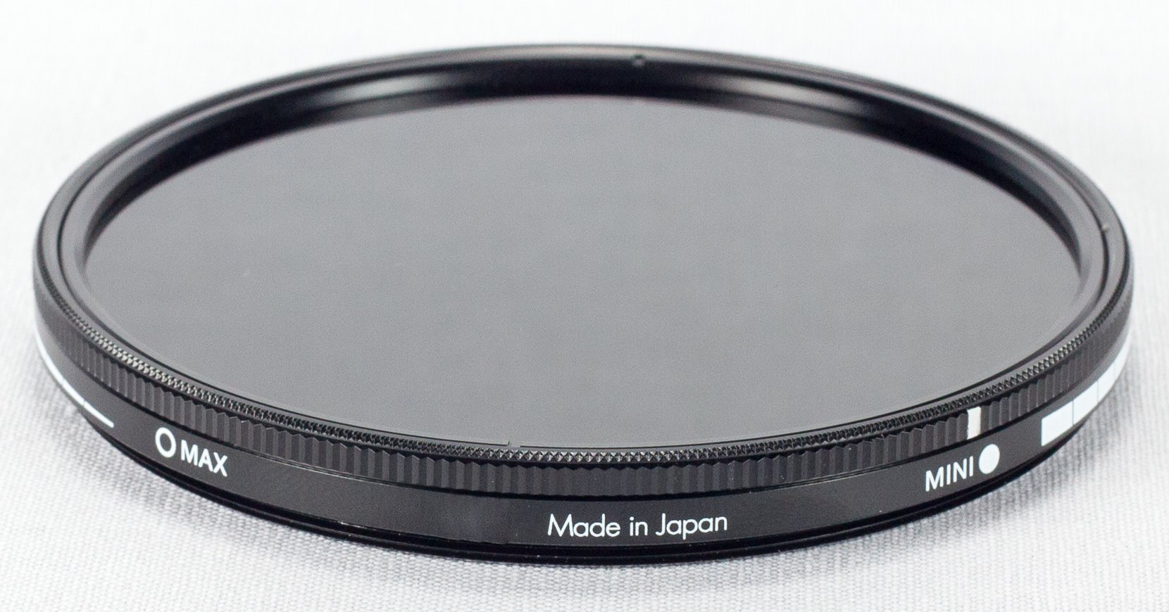 Hoya 58mm Variable Neutral Density (ND) Filter (0.45 to 2.7 (1.5 to 9 stops)