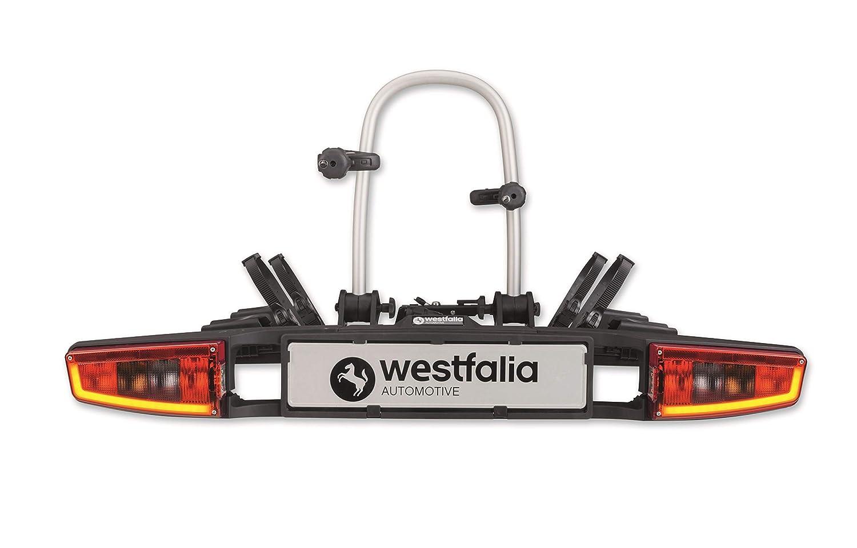 Westfalia Bikelander -  Fahrradträger Test