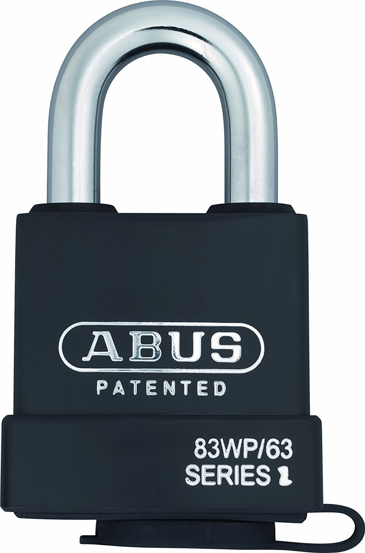 ABUS 8363C Extreme Weatherproof Open Shackle Padlock