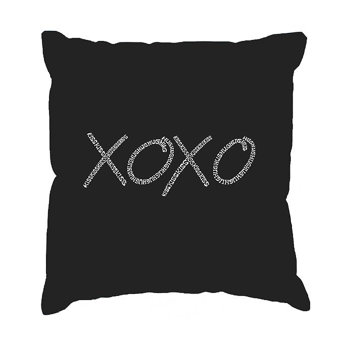 Amazon.com: Throw almohada Tapa – XOXO: Clothing