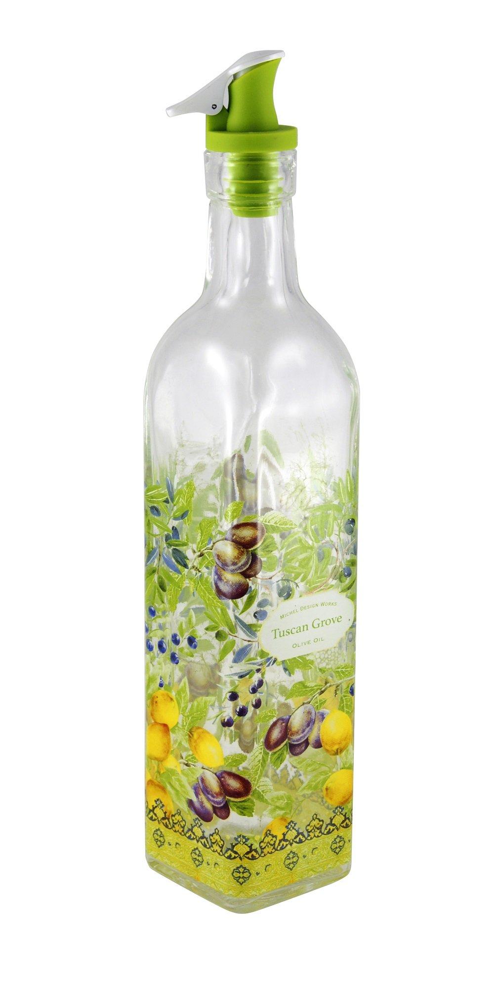 Grant Howard Tuscan Grove Oil and Vinegar Cruet, 16 oz.