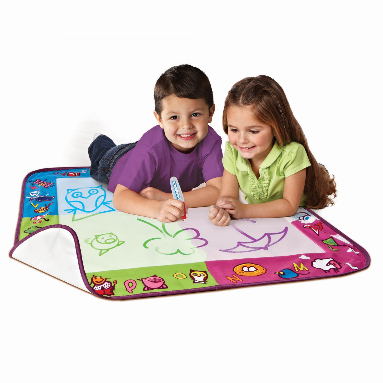 Amazon AquaDoodle Draw N Doodle Classic Mat Toys & Games