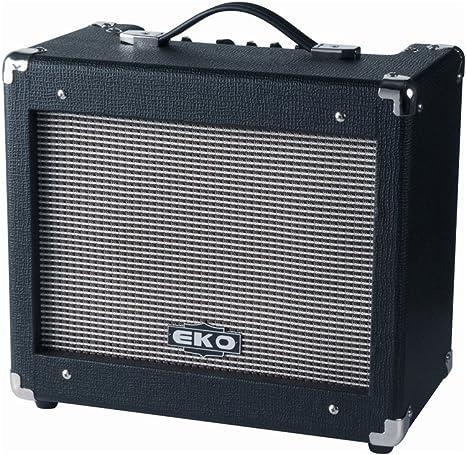 EKO – Amplificador combo V 25R para guitarra eléctrica: Amazon.es ...