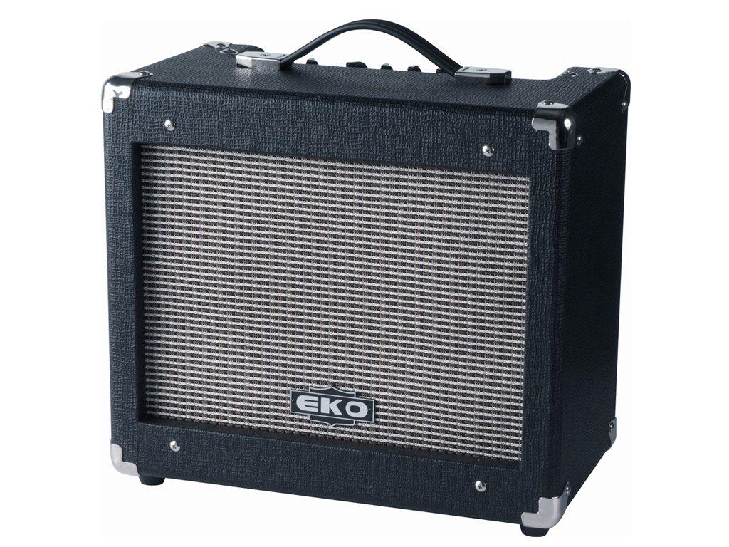 EKO - Amplificador combo V 25R para guitarra eléctrica: Amazon.es: Instrumentos musicales