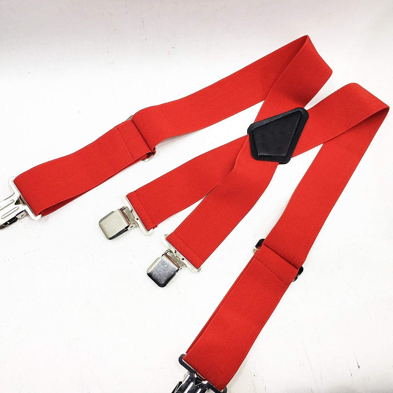 Adulte Unisexe /élastique bretelles r/églable pour prise solide pour homme et pour femme