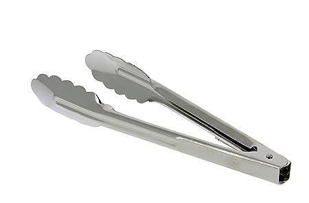 De Buyer 4788.24N Stainless Steel Utility Tongs 24 Cm