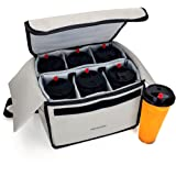 Insulated Drink Carrier for Drink Holder and Food Carrier Delivery Keep Your Drink Cold and Food Hot, Reusable Drink…
