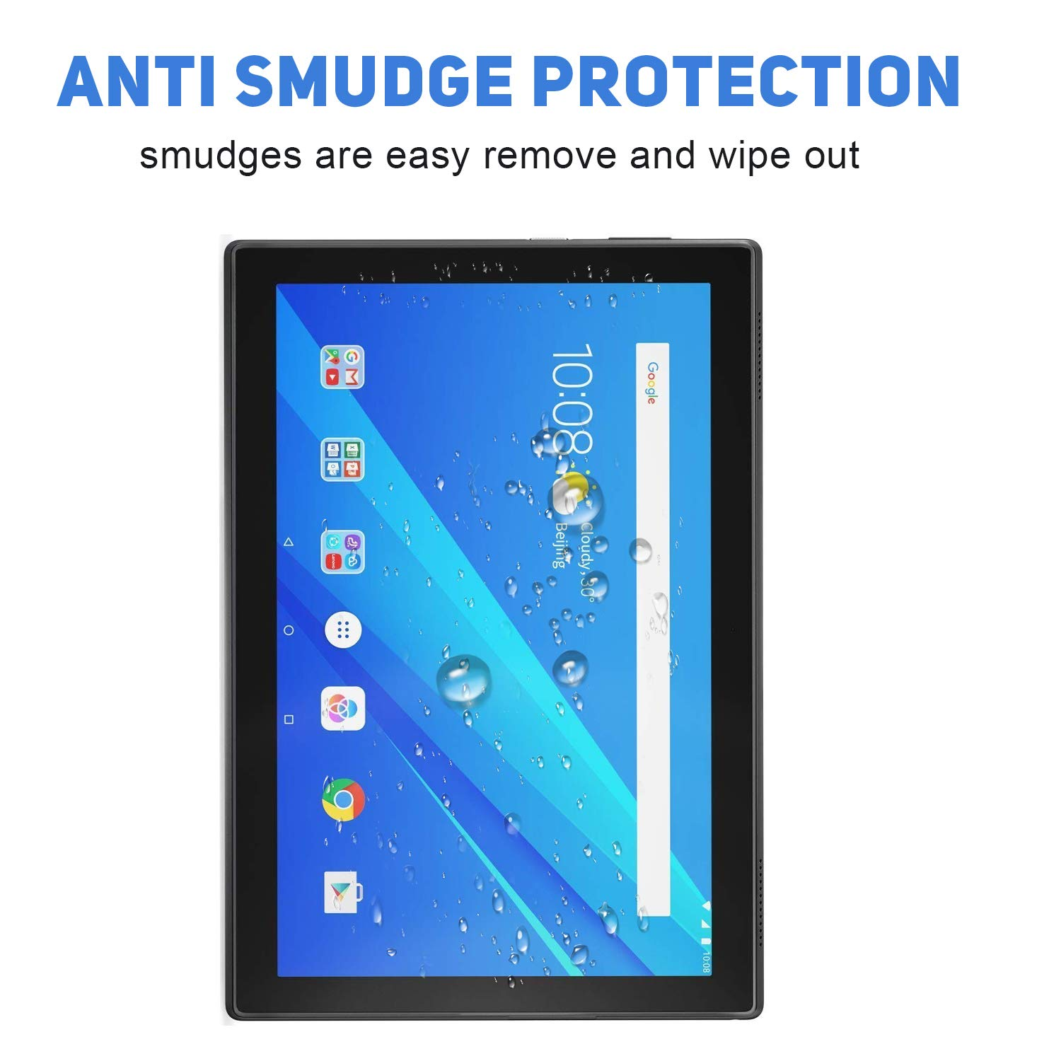 Amazon.com: Vicstar Lenovo Tab 4 10 Screen Protector ...