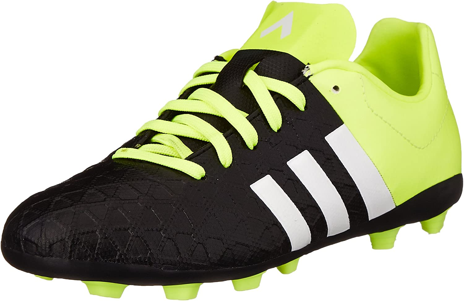 adidas Performance Ace 15.4 FG J Soccer Shoe Little Kid//Big Kid