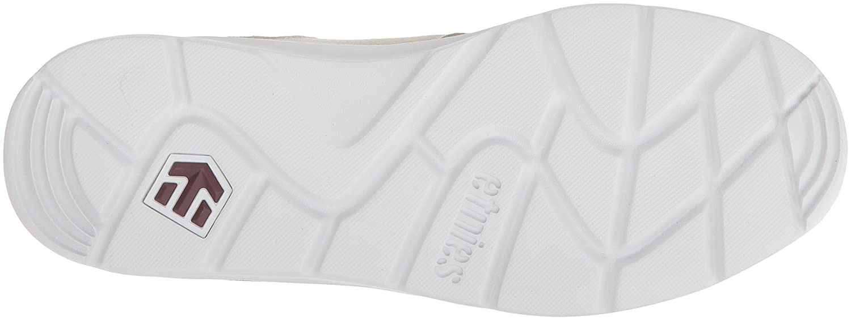 Etnies Womens Scout XT Sneaker B076CMG261 6 B(M) US|Grey/Burgundy
