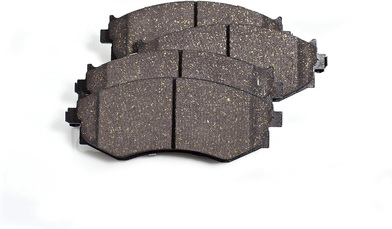 Premium Ceramic Disc Brake Pad FRONT Fits Forester Impreza Legacy Outback KFE929