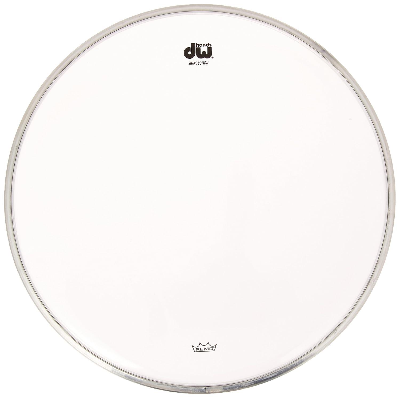 DW Clear Snare Side Bottom Head 10 Inch Drum Workshop DRDHSS10