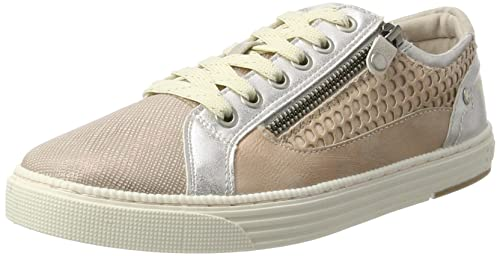 Womens 1246-303-555 Low-Top Sneakers Mustang