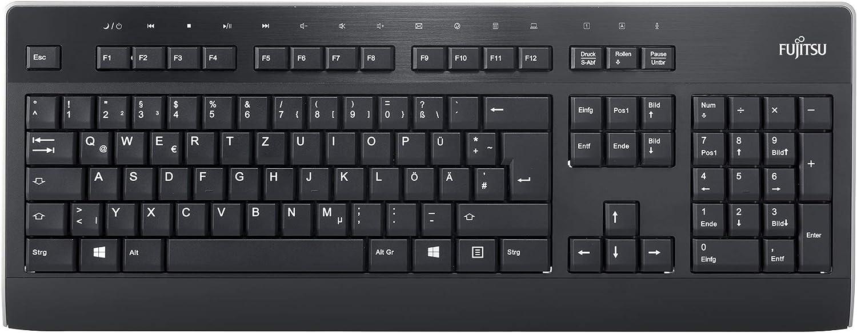 Fujitsu S26381-K955-L420 KB955 - Teclado USB