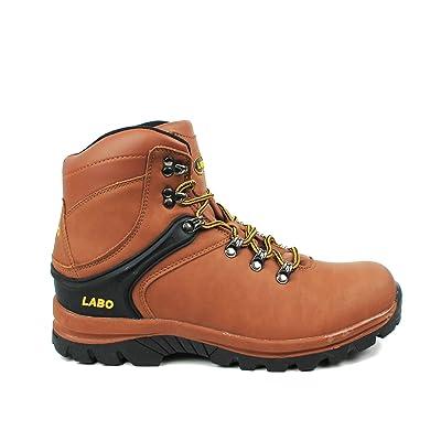 LABO Men's Water Resistant Fashion Shoes 14526 | Snow Boots