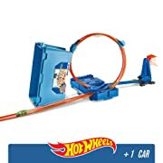 Hot Wheels Track Builder Multi Loop Box