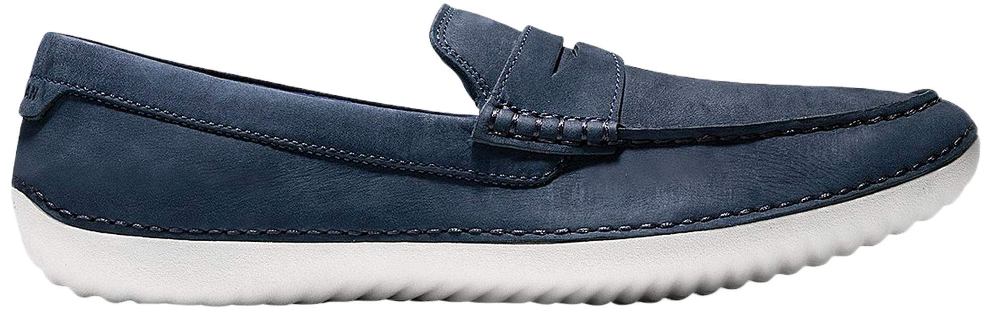 e05bb337c84 Galleon - Cole Haan Mens MotOGrand Penny Driving Shoe 10 Navy Ink Nubuck