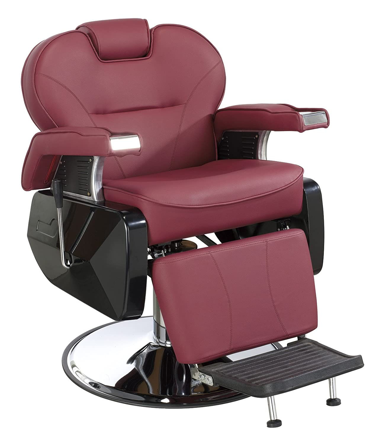 Amazon All Purpose Hydraulic Recline Barber Chair Salon Spa J