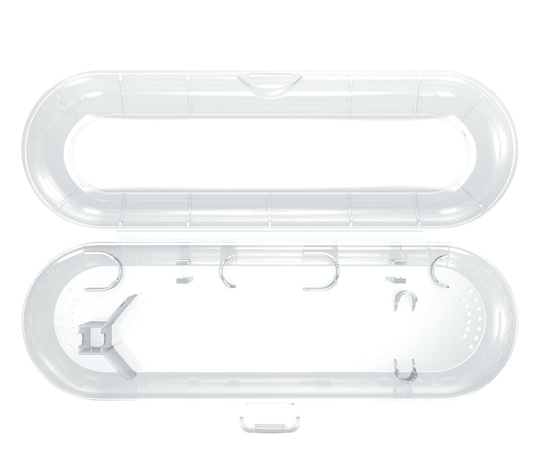 Eléctrico cepillos de dientes estuche de viaje oral care Box para Braun Oral-B D10 Pro 600 700 2000 3000 Cepillo de Dientes NO Están Incluidos en el ...