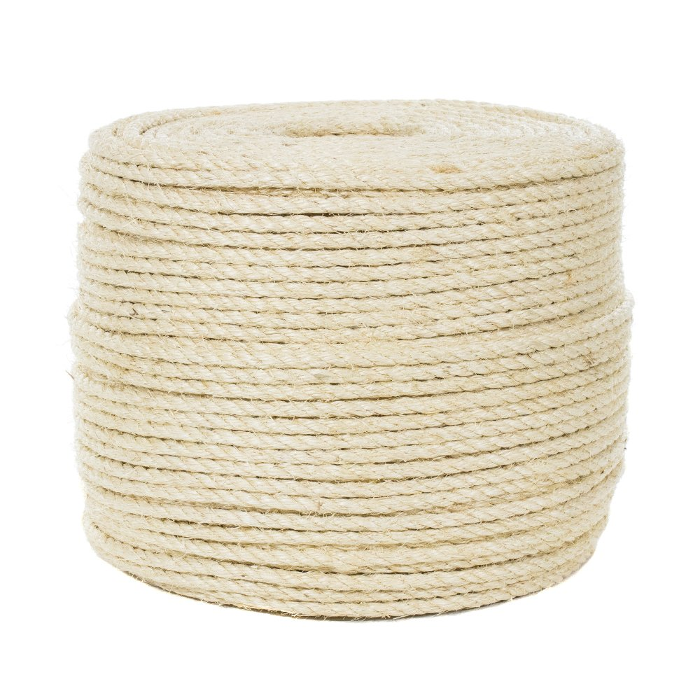 3 8-inch Sisal Rope 100ft Pet Safe